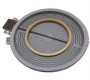 Εστία κεραμική Φ230/130 2200+750 Watt 230V